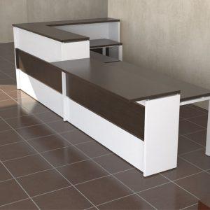 Mostradores para recepciones de cyomobiliario mobiliario - Mostradores para oficinas ...