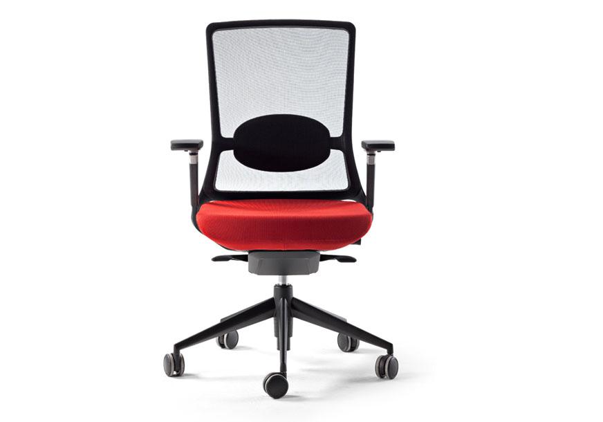 Silla tnk 500 sillas operativas mobiliario de oficina for Sillas operativas para oficina