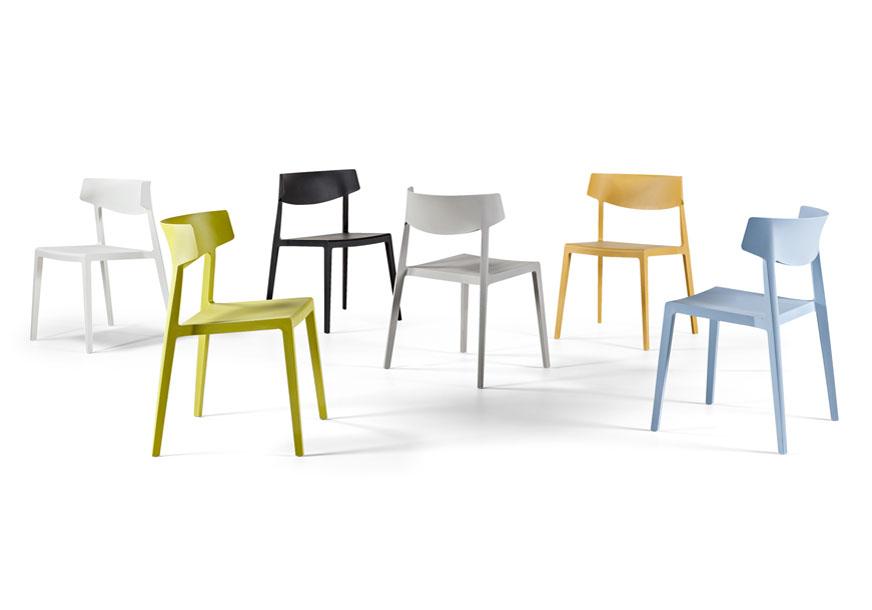Silla wing colectividades mobiliario de oficina for 8 6 mobiliario de oficina