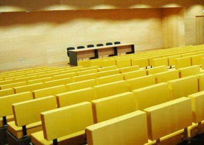 Salón de actos Universidad privada