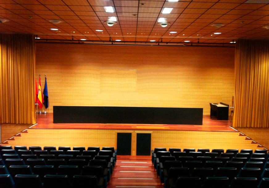 Salón de actos Centro Universitario