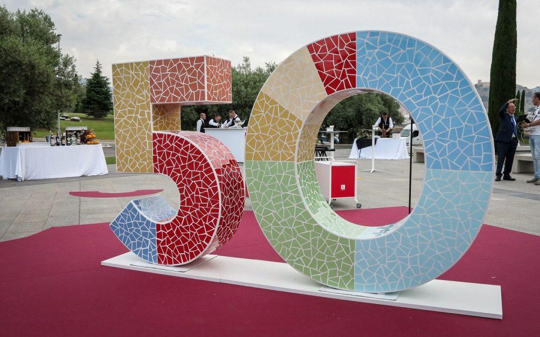 CYO en el Aniversario 50 Años de Actiu