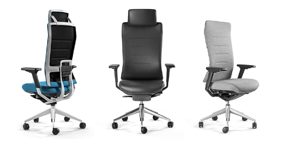 silla de oficina TNK Flex - Sillas para Teletrabajo